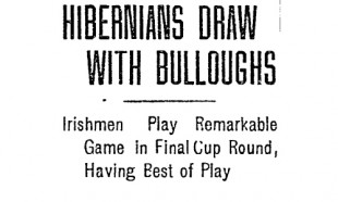 Philadelphia Hibernian in 1911 American Cup Final