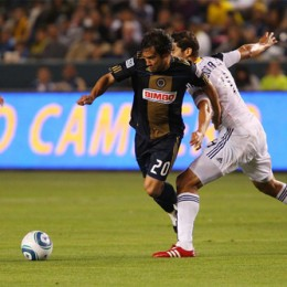 Season review: Carlos Ruiz