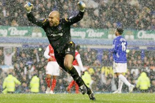 Team up with Tim Howard