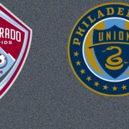 Colorado Rapids v Philadelphia Union live commentary