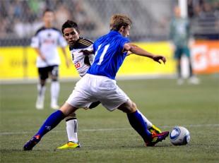 Philadelphia Union v Everton in pictures