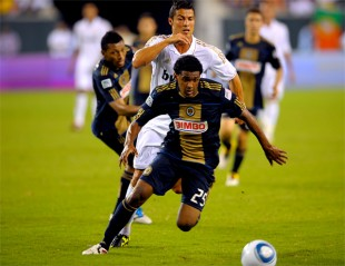 Philadelphia Union v Real Madrid in pictures