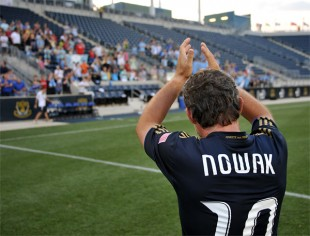 Philadelphia Union FO v Sons of Ben in pictures