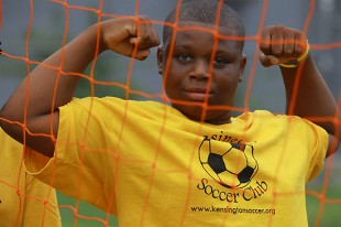 Kensington Soccer Club in pictures