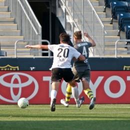 The loneliness of the holding midfielder: A profile of Jen Buczkowski