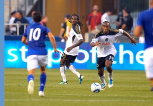 Union 5 at US U-23 camp, GK & LB rumors. French champs to play in Philly – not so fast. More news.