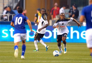 KYW Philly Soccer Show: Amobi Okugo