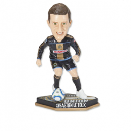Rested and ready, Union youth, bobble heads and more