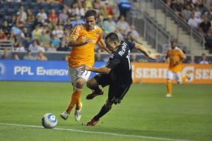 Philadelphia Union v Houston Dynamo in photos