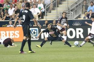 Match Report: Union 4-4 Revolution
