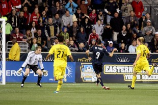 Crew up, the word from Marfan, Torres & Richards, CL & USWNT play today, more