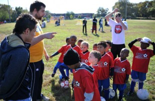 The Camden Youth Soccer Club