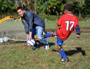 Camden Youth Soccer Club in pictures