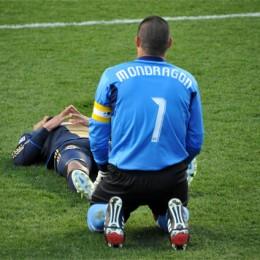 Mondragon leaves Union for Deportivo Cali