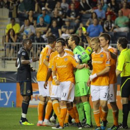 Philadelphia Union 1-2 Houston Dynamo