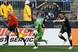 Match report: Seattle 0-2 Union