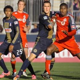 Philadelphia Union vs Toronto FC in pictures