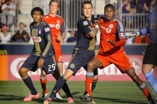 Philadelphia Union vs Toronto FC in pictures