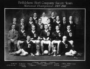 Evolution of a kit: Bethlehem Steel FC