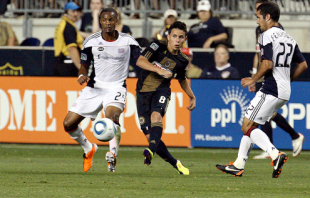 The Union's 2011 passing game, by the numbers