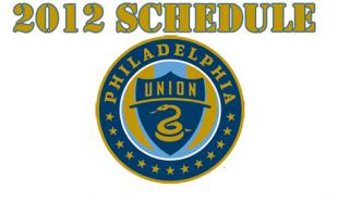 2012 Philadelphia Union schedule released