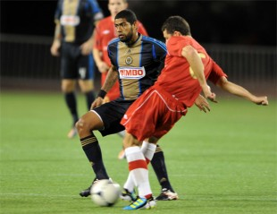 KYW Philly Soccer Show: Scoping out the Union's 2012 season