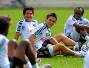 More on Pfeffer loan, MLS news, rankings, ratings, is it 2013 yet?