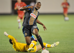 KYW Philly Soccer Show: Moving Mwanga