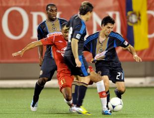 Union 1-1 Orlando: 2nd half player ratings & analysis