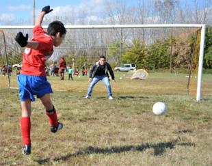 Help Camden Youth Soccer Club