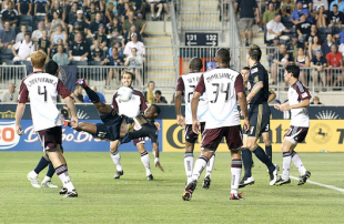Nowak: Expect fast & physical Rapids. Should Union play MLS teams in preseason? More.