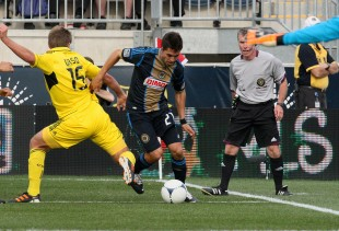 In pictures: Union 1-0 Crew at PPL Park