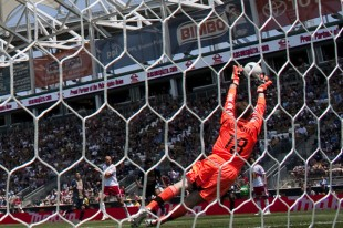 Match Report: Union 2-3 Red Bulls