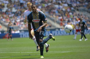 Union vs Red Bulls in pictures
