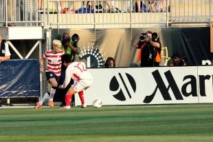 US Women peg back Colombia 3-0