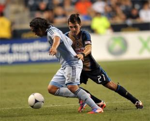 Match report: Sporting KC 2-1 Philadelphia Union