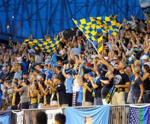 Match report: Union 5-2 City Islanders