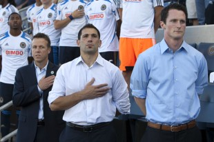 Vart says U is deep, Burke can't lose, OC doesn't blame the Union in USOC protest, more