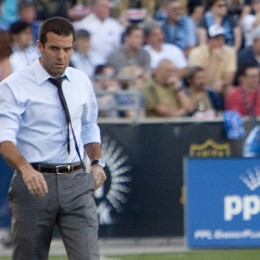 Ben Olsen: Swagger and redemption