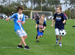 Switching clubs: A youth soccer story