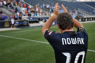 Peter Nowak departs the Union