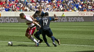 Match report: Union 0-2 Red Bulls