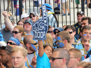Photo essay: SoBs at Red Bulls