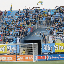 Fans' view: PPL Park steps onto the world stage