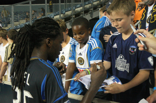 Creating youth ambassadors for the future of soccer