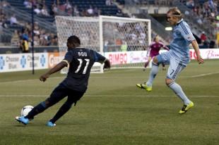 Match report: Union 0-2 Kansas City