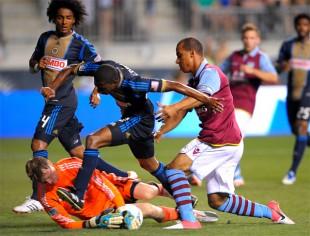 Match Report: Philadelphia 0-1 Aston Villa