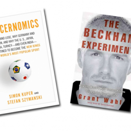 Soccer books for Labor Day weekend