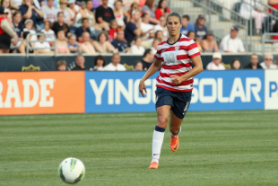 Olympic quarterfinal match report: USWNT 2-0 New Zealand