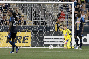 Match report: Philadelphia Union 1-3 Chicago Fire